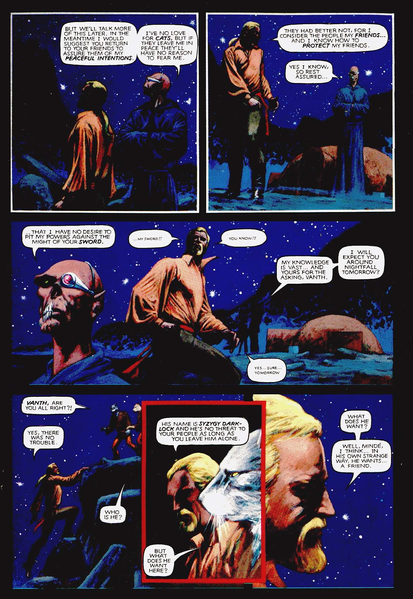 Dreadstar review