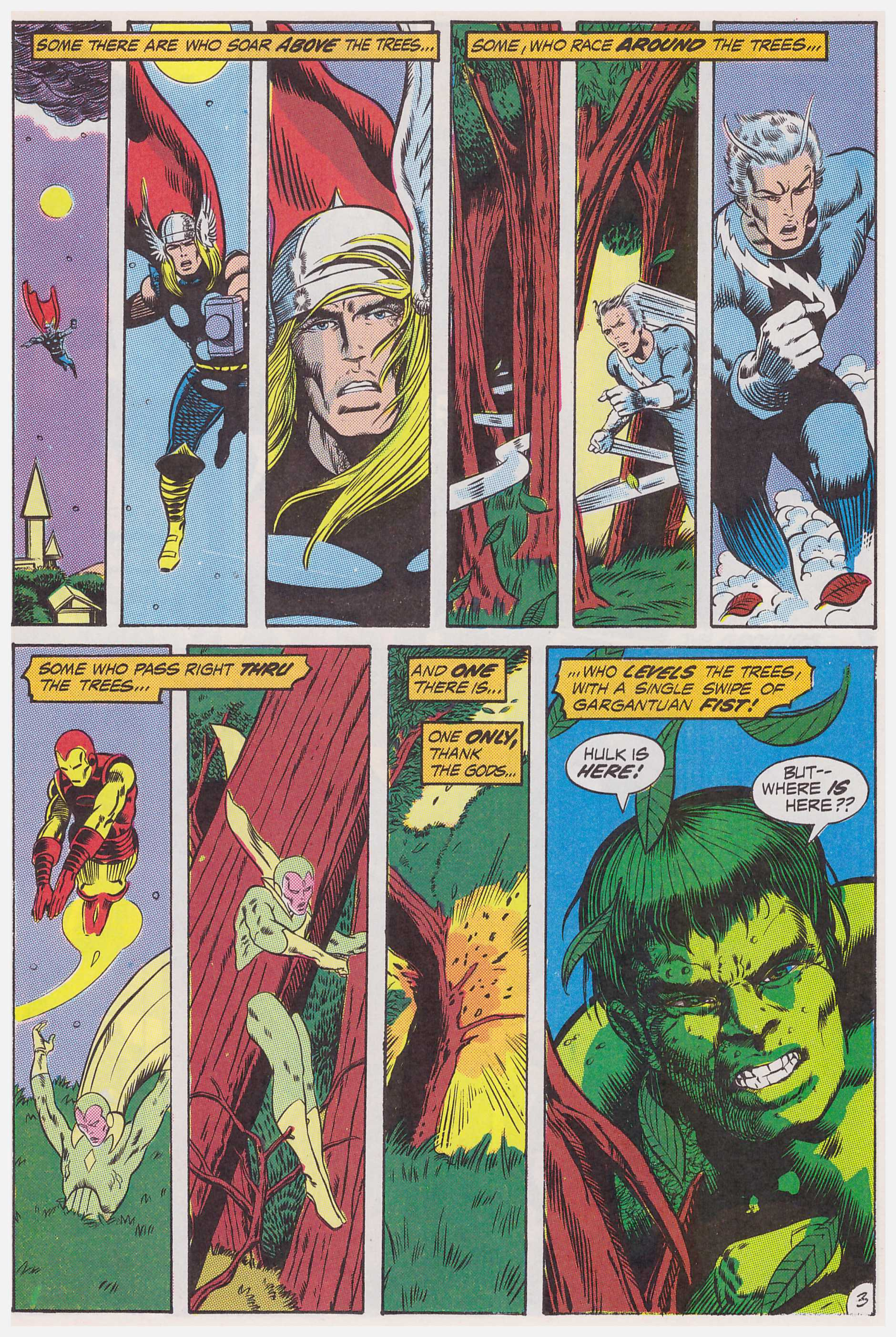 Marvel Visionaries Roy Thomas review