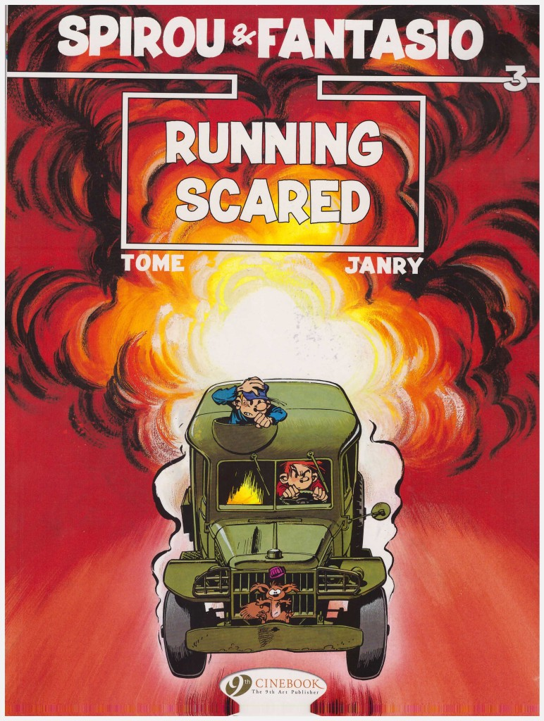 Spirou and Fantasio: Running Scared