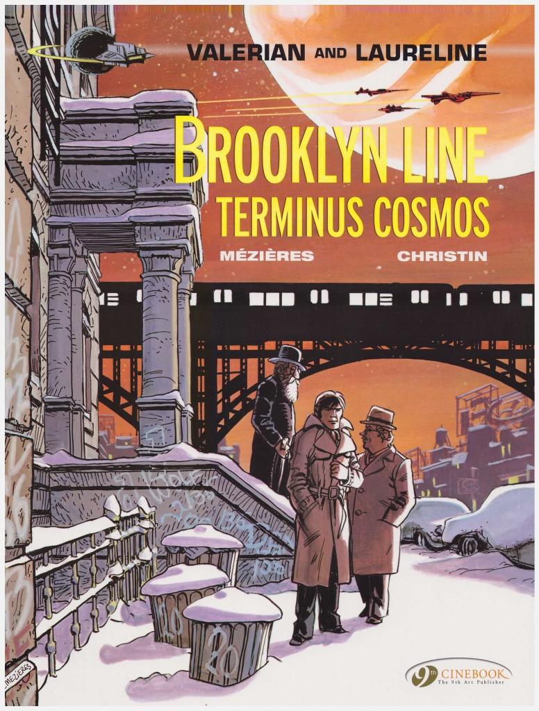 Valerian and Laureline: Brooklyn Line – Terminus Cosmos