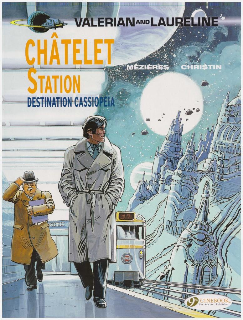 Valerian and Laureline: Châtelet Station – Destination Cassiopeia