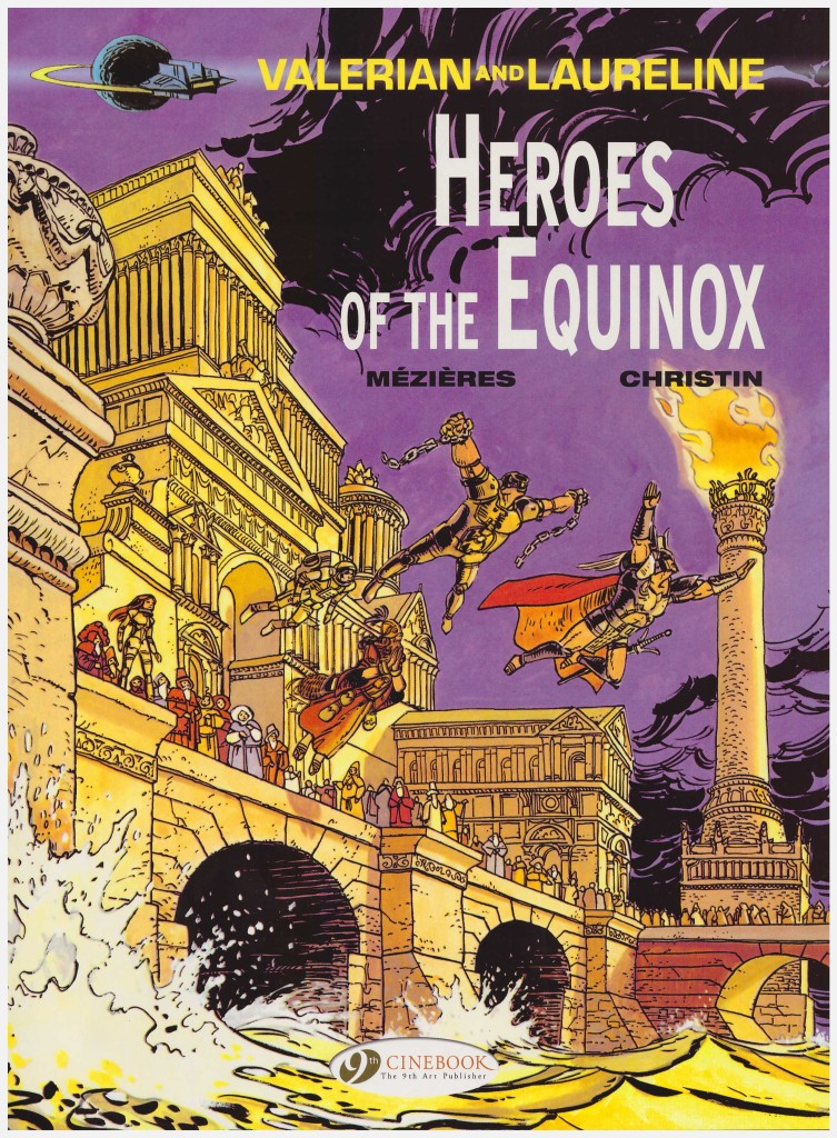 Valerian and Laureline: Heroes of the Equinox
