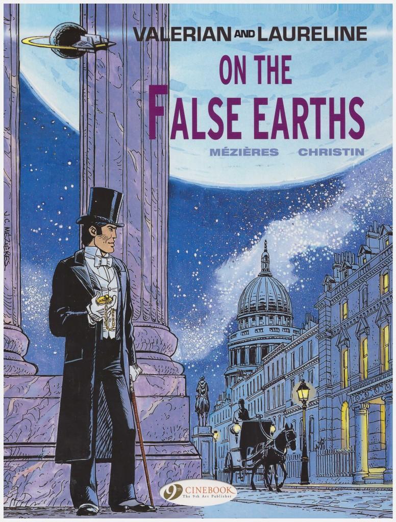 Valerian and Laureline: On the False Earths