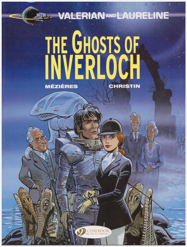 Valerian and Laureline: The Ghosts of Inverloch