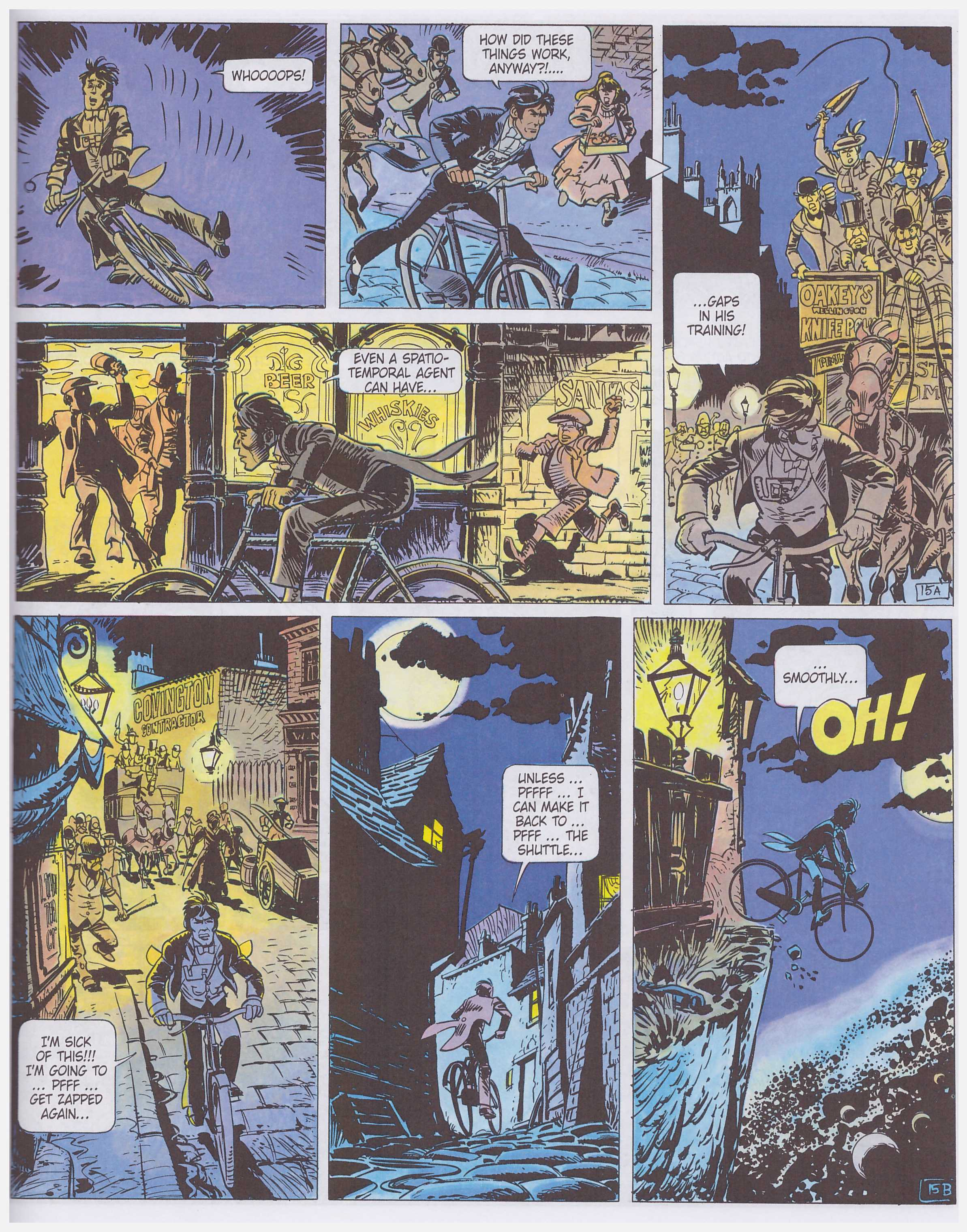 Valerian and Laureline on the False Earths review