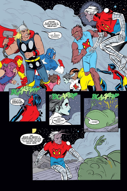 X-Statix vs the Avengers review