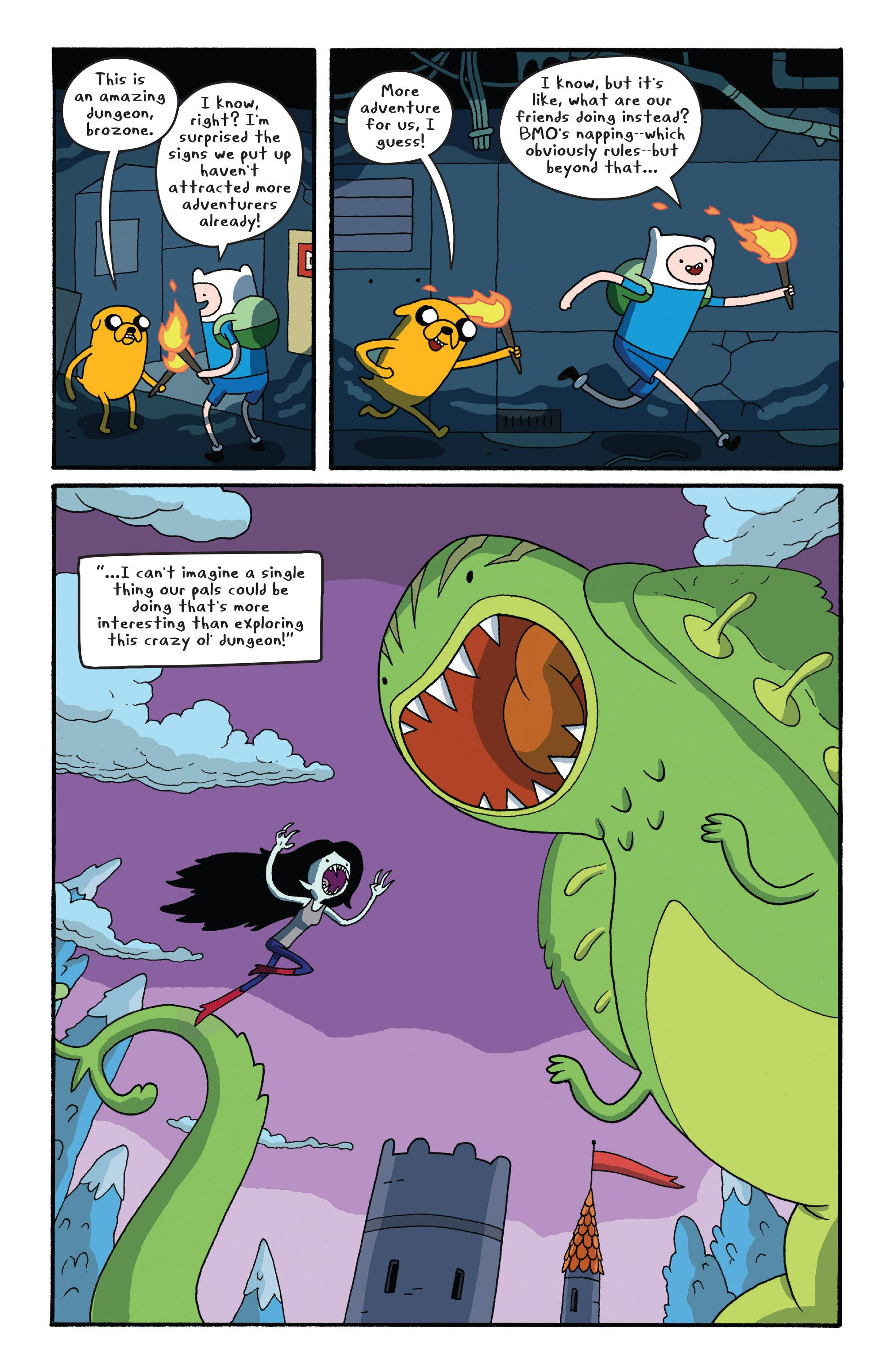 Adventure Time Vol 6 review