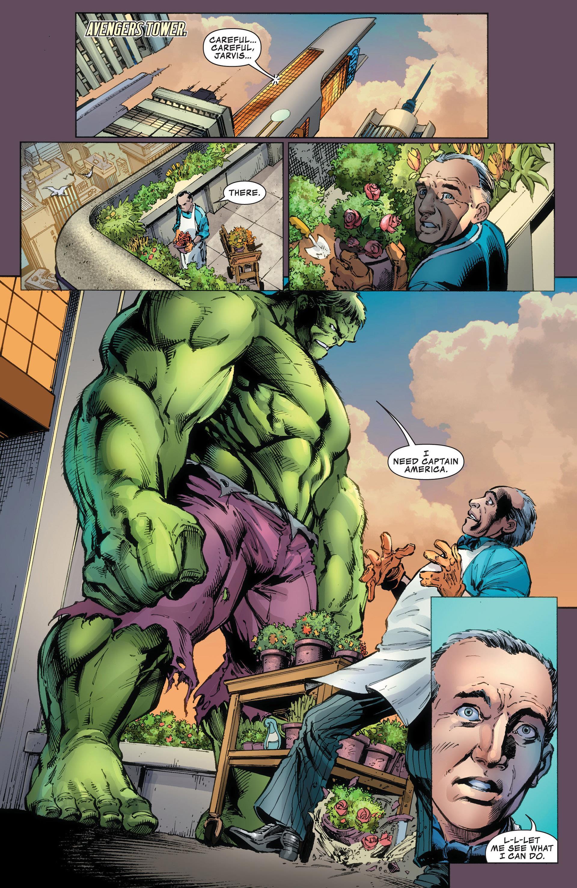 Avengers Assemble Bendis review