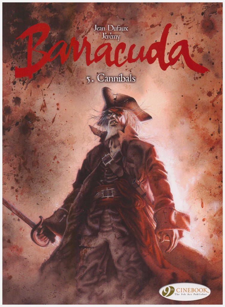 Barracuda: Cannibals