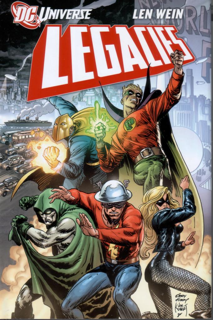 DC Universe Legacies