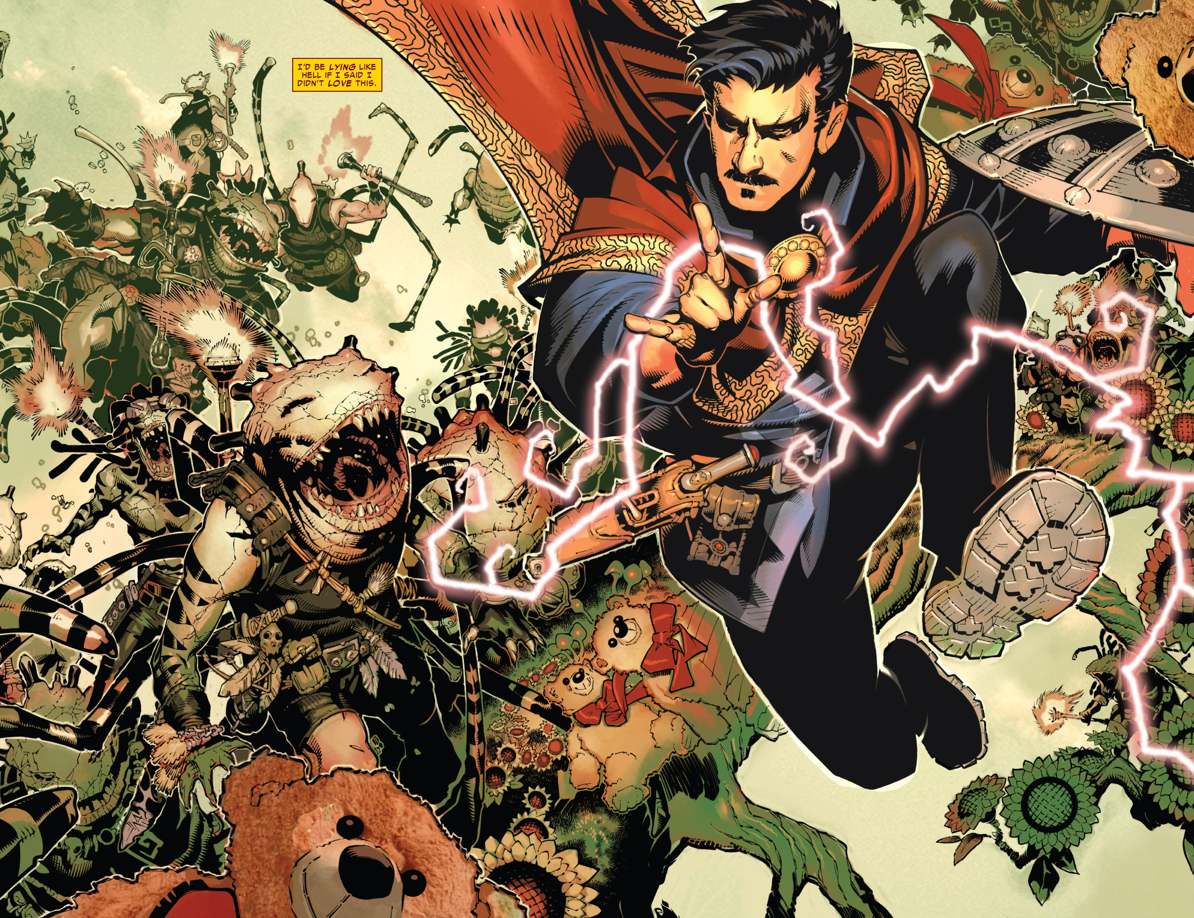 Doctor Strange The Way of the Weird review
