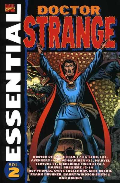 Essential Doctor Strange Vol. 2