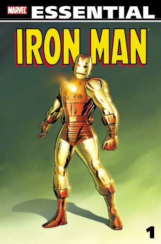 Essential Iron Man Vol. 1