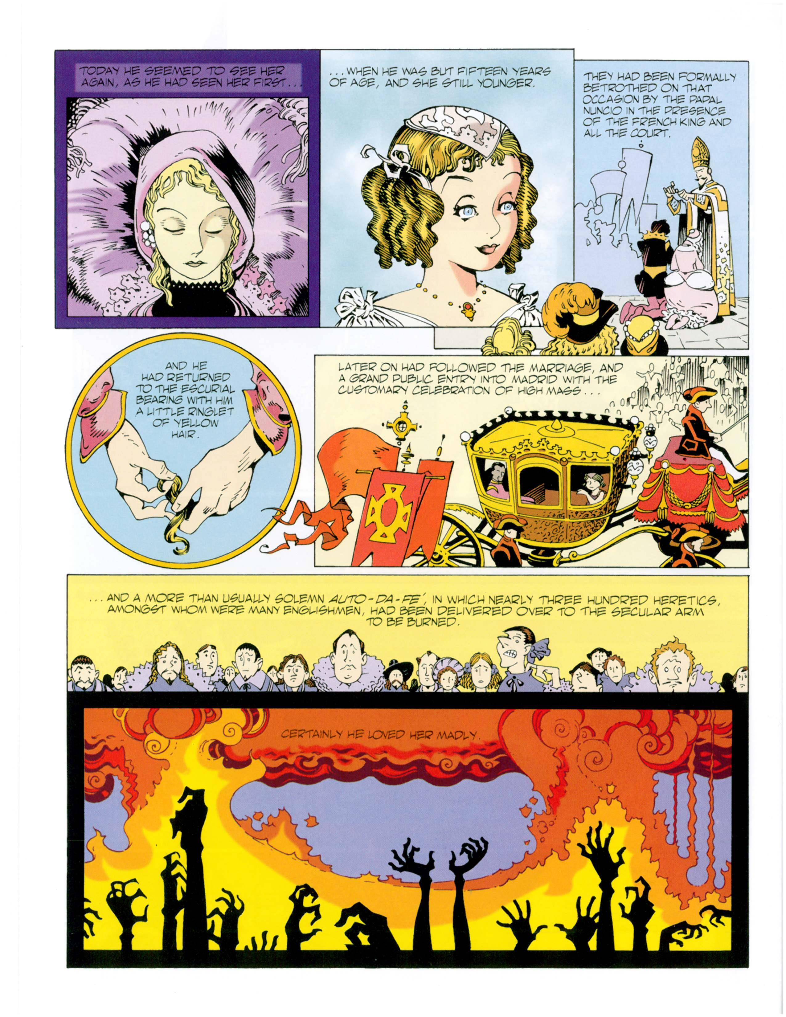 Fairy Tales of Oscar Wilde graphic novel review