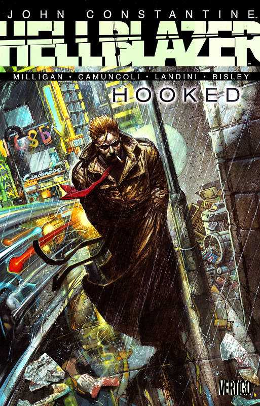 Hellblazer: Hooked