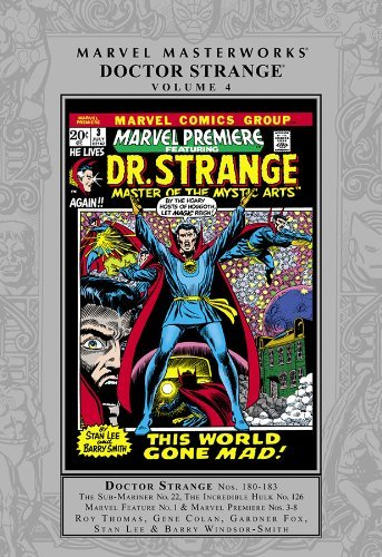 Marvel Masterworks: Doctor Strange Volume 4