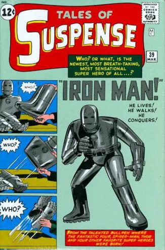 The Invincible Iron Man Omnibus Vol. 1