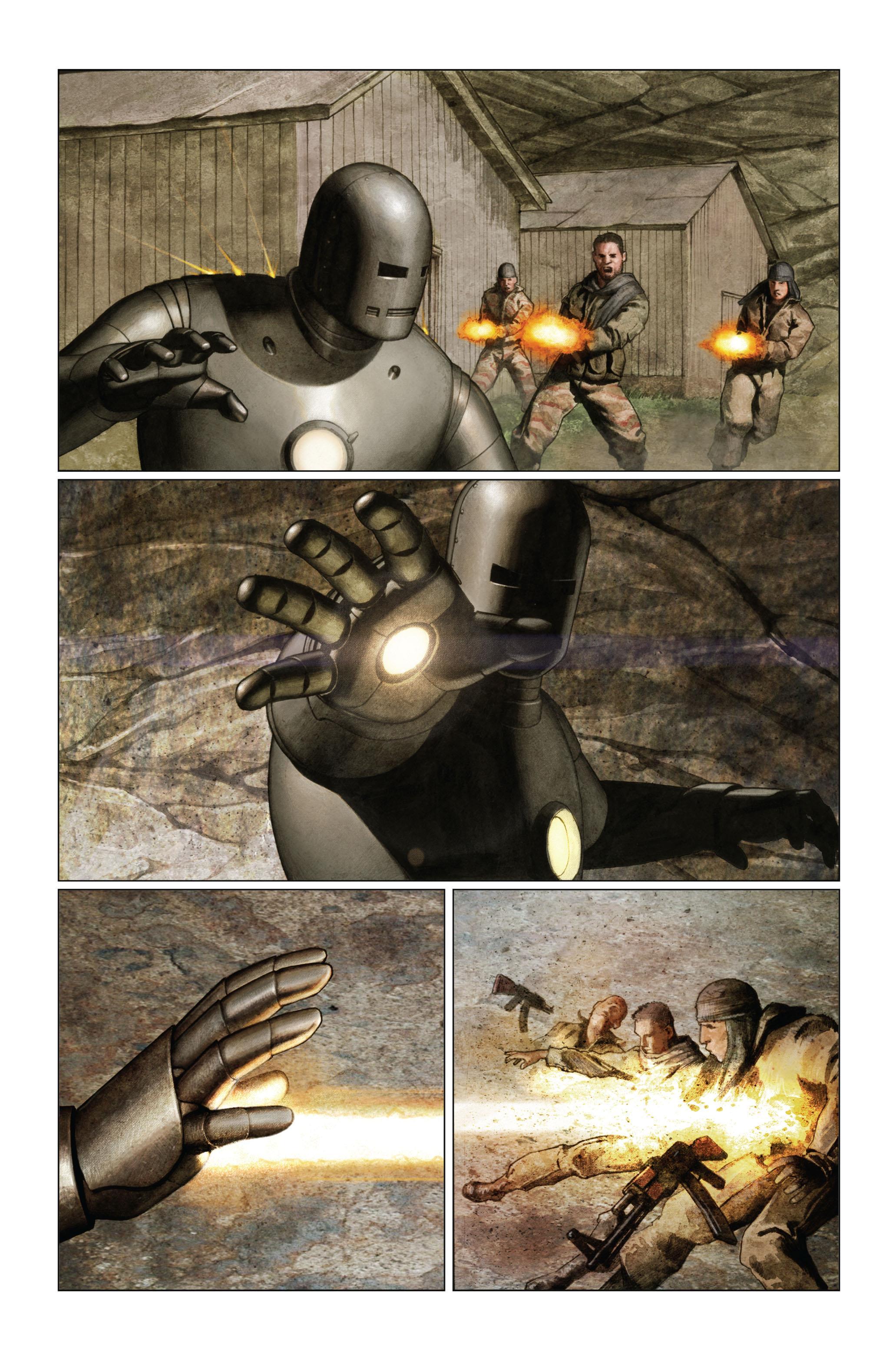 Iron Man Extremis review