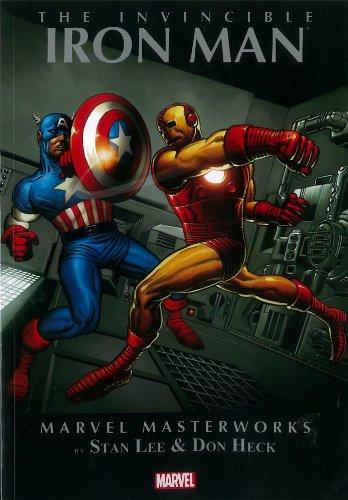 Marvel Masterworks: Iron Man Volume 2