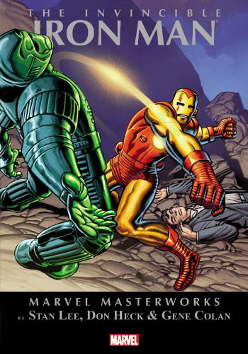 Marvel Masterworks: Iron Man Volume 3
