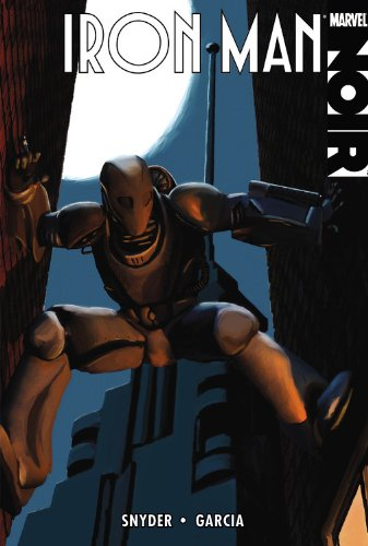Marvel Noir: Iron Man