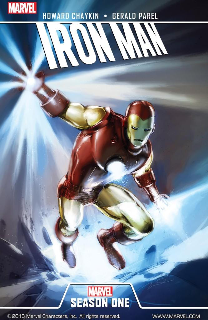 Iron Man Season One
