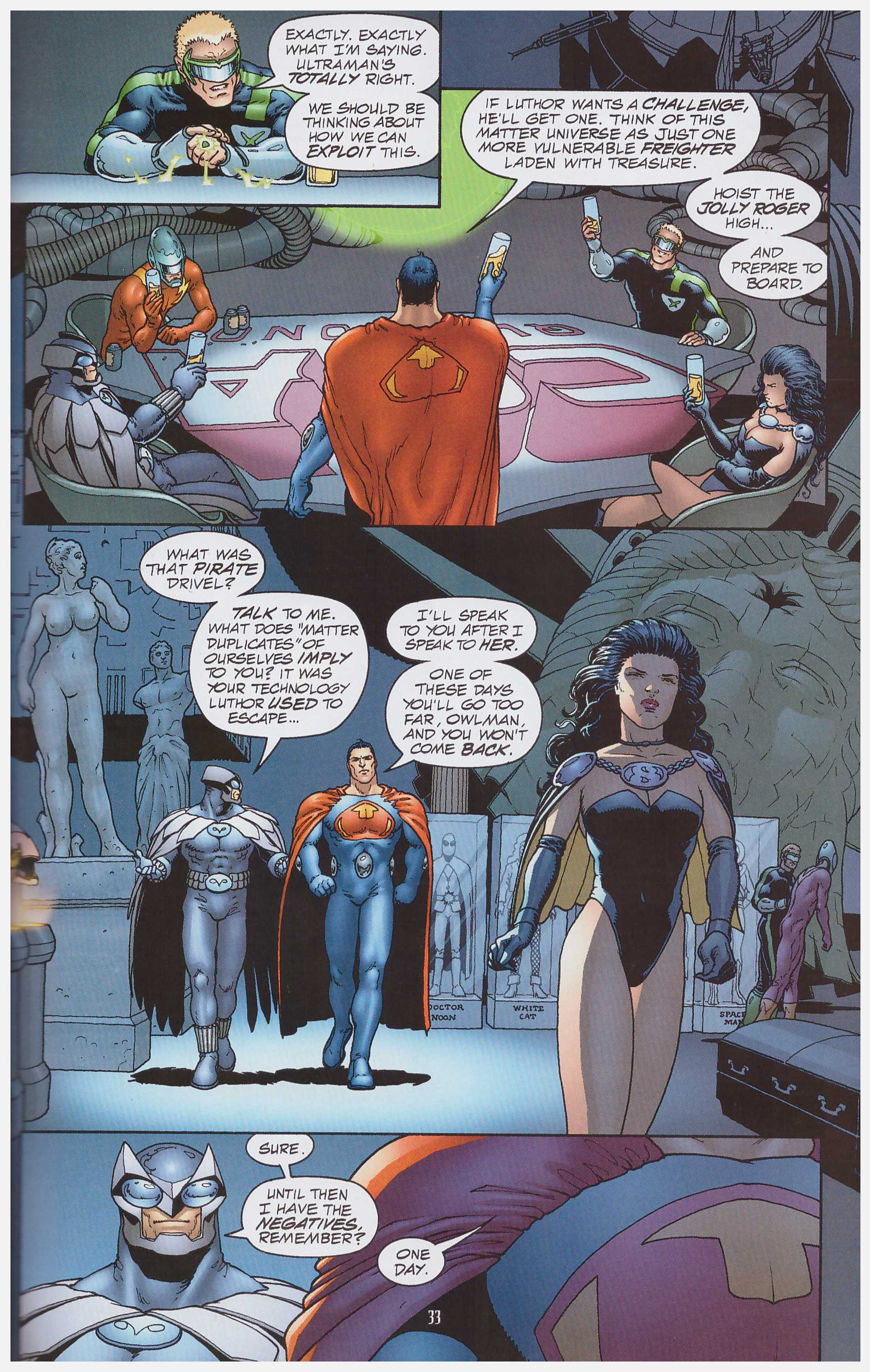 JLA Earth 2 review