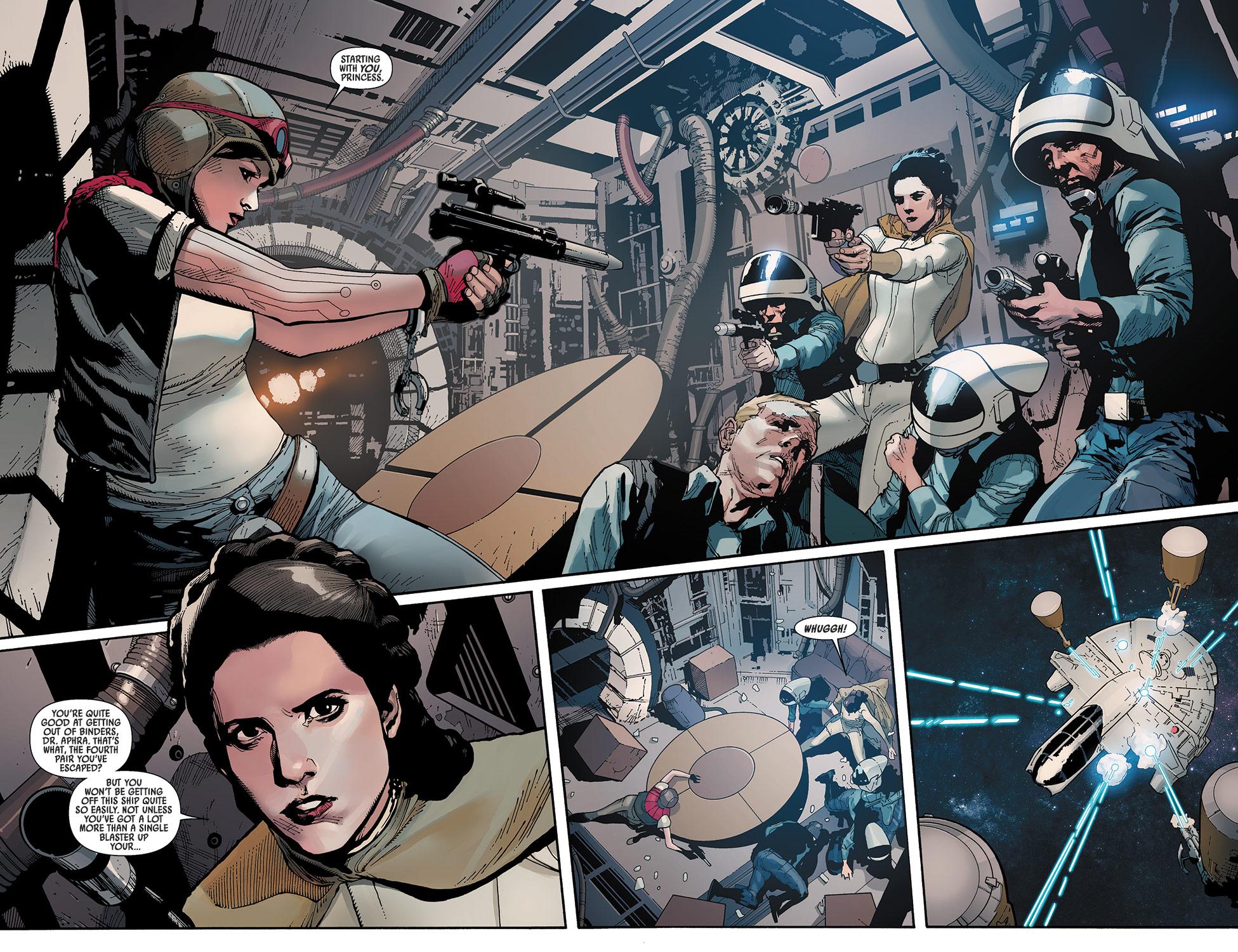 Star Wars Rebel Jail review