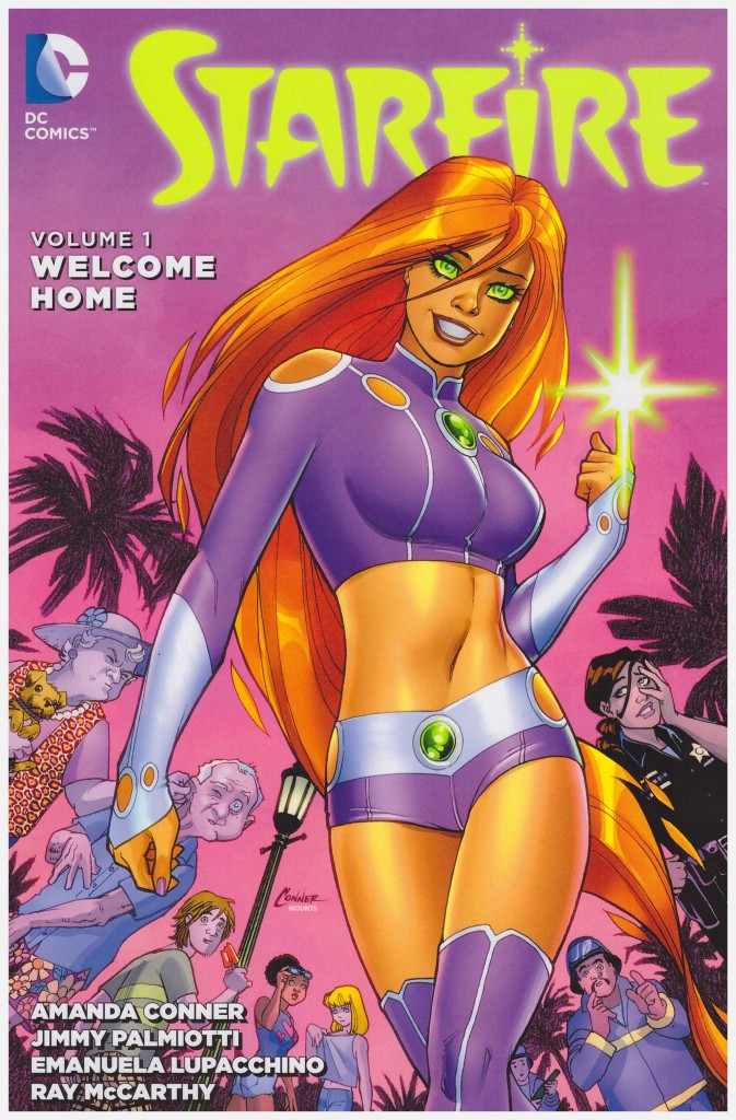 Starfire: Welcome Home