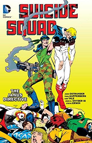Suicide Squad: The Janus Directive
