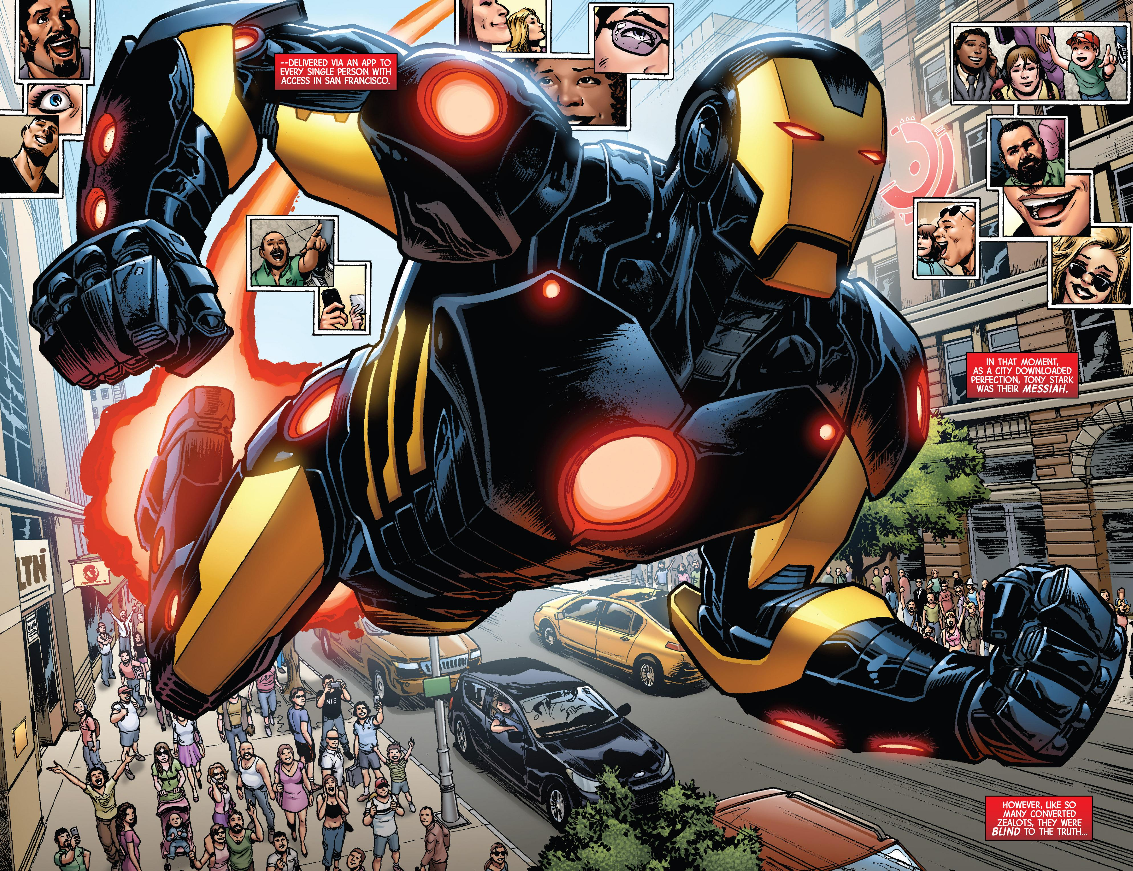 Superior Iron Man Infamous review