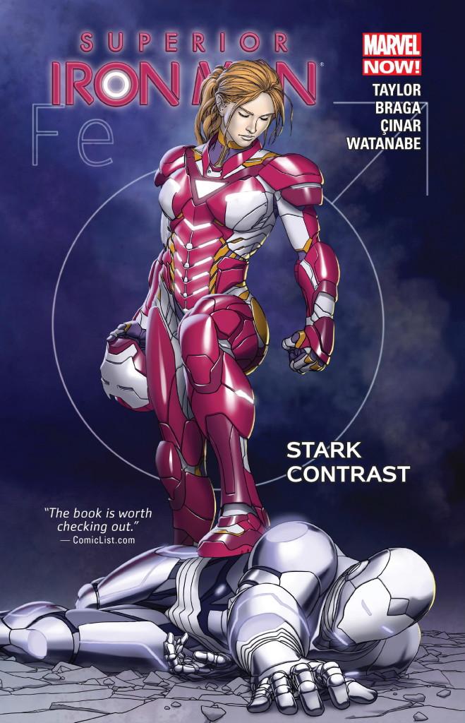 Superior Iron Man: Stark Contrast