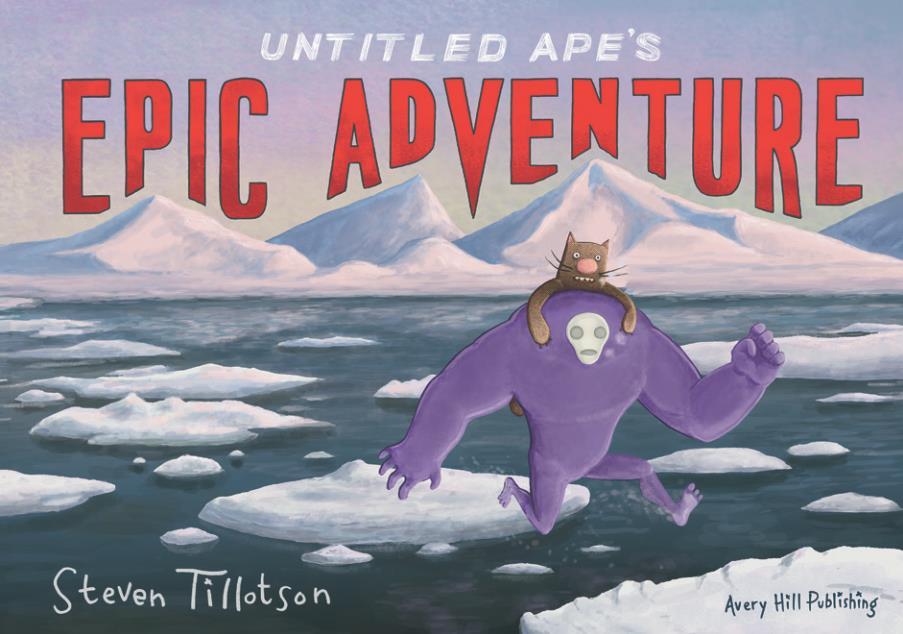 Untitled Ape's Epic Adventure