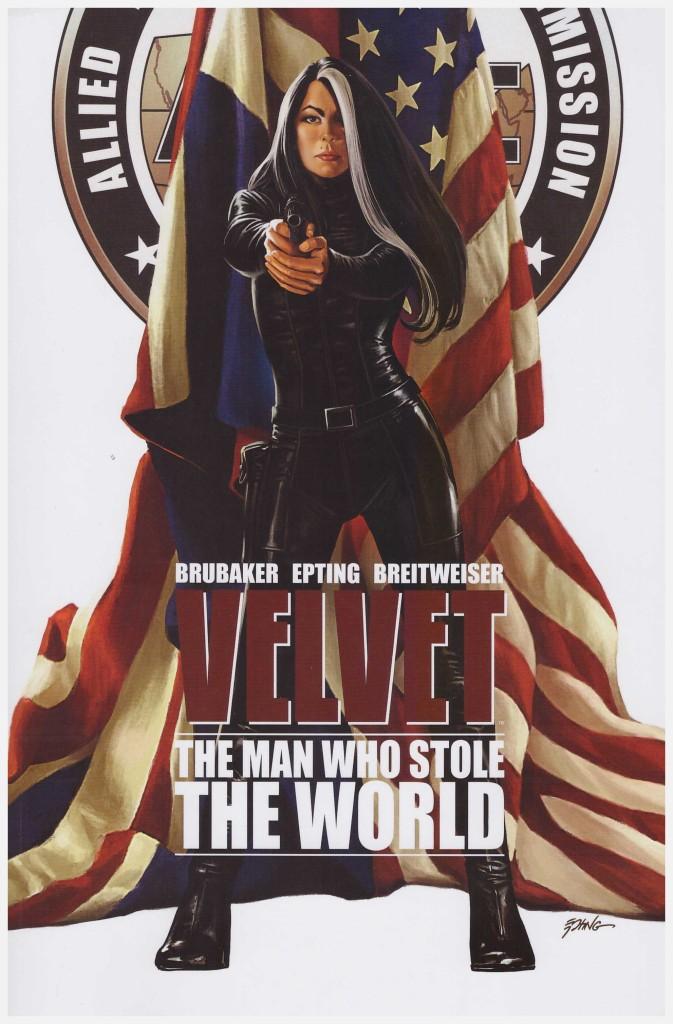 Velvet: The Man Who Stole the World