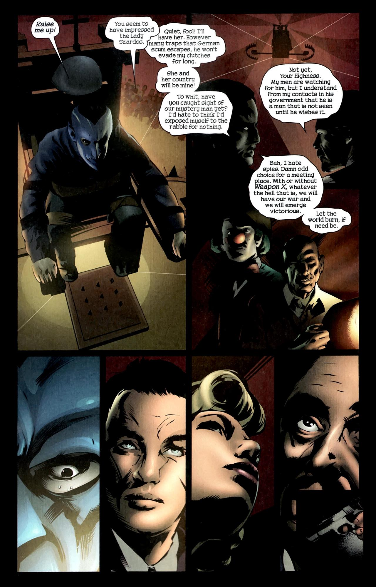 Wolverine and the X-Men Noir review
