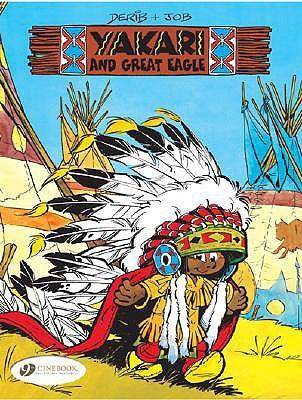 Yakari and Great Eagle
