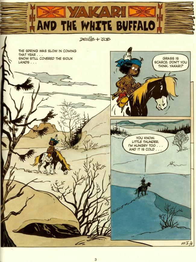 Yakari White Buffalo Vol.2 Review