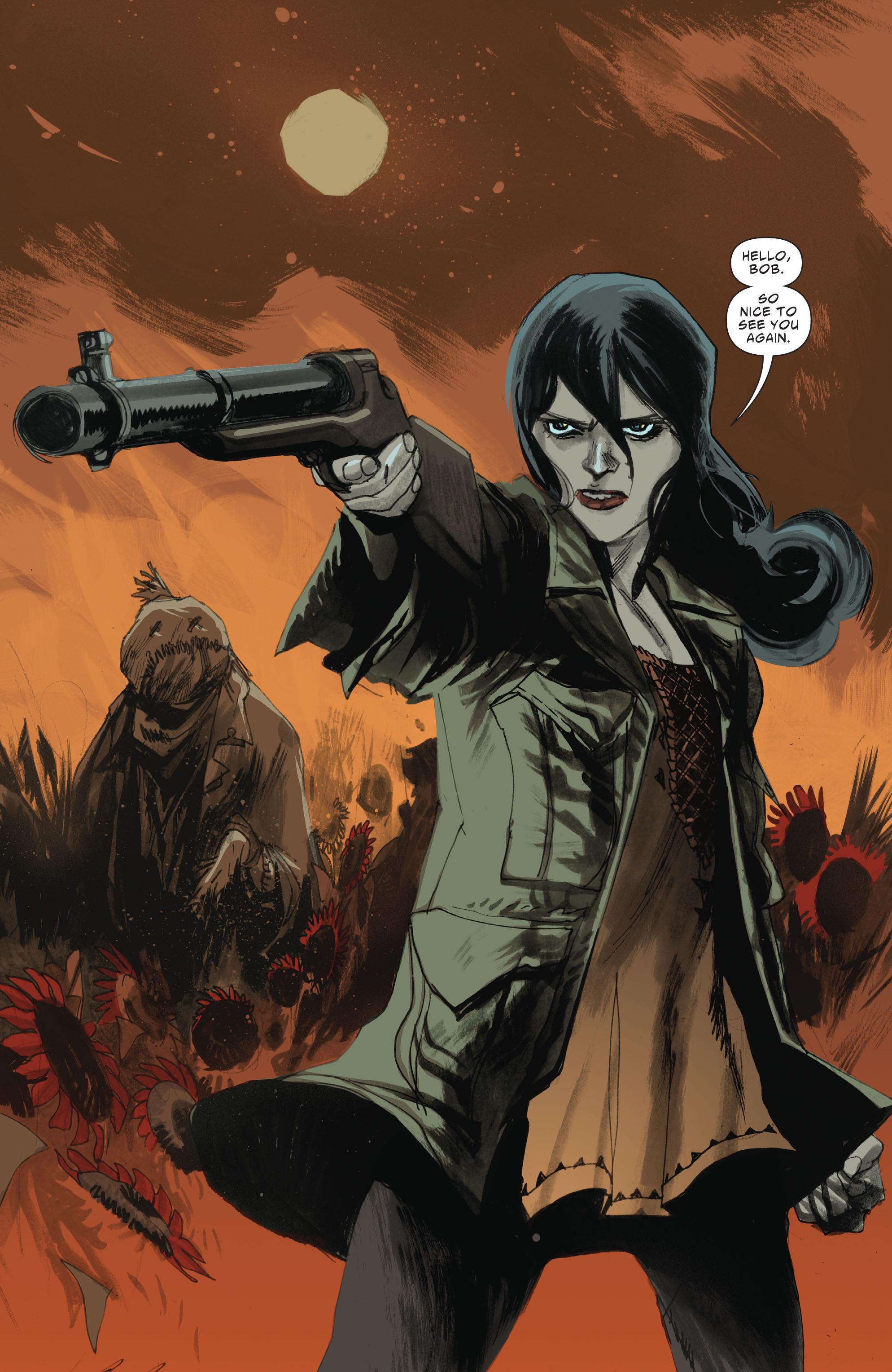 American Vampire volume seven review