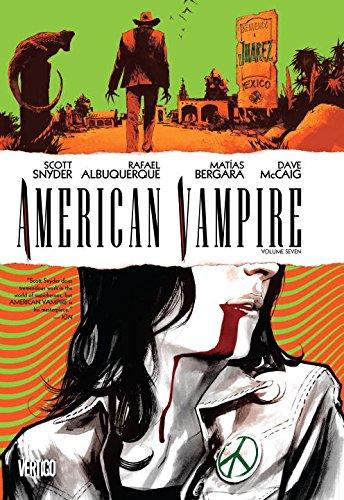 American Vampire Volume Seven