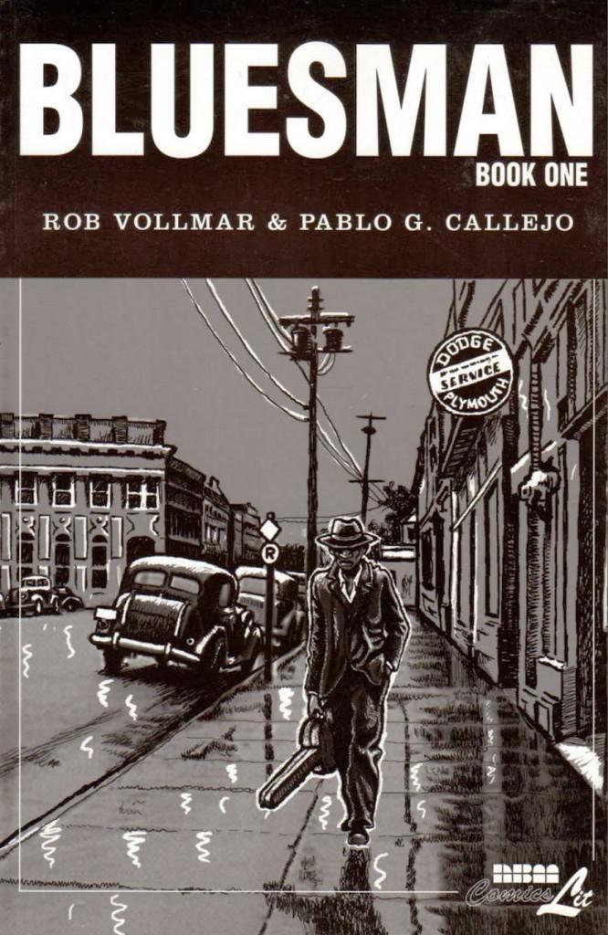 Bluesman Book One
