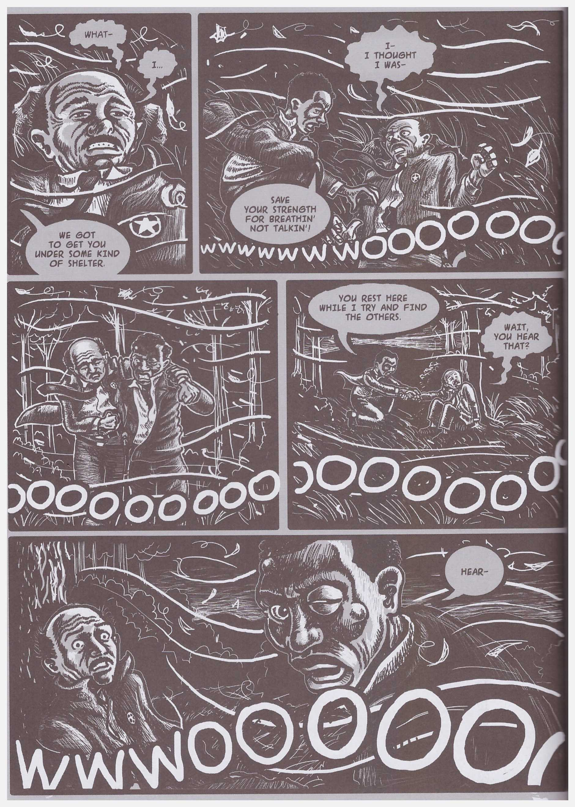 Bluesman Graphic Novel Book Three review