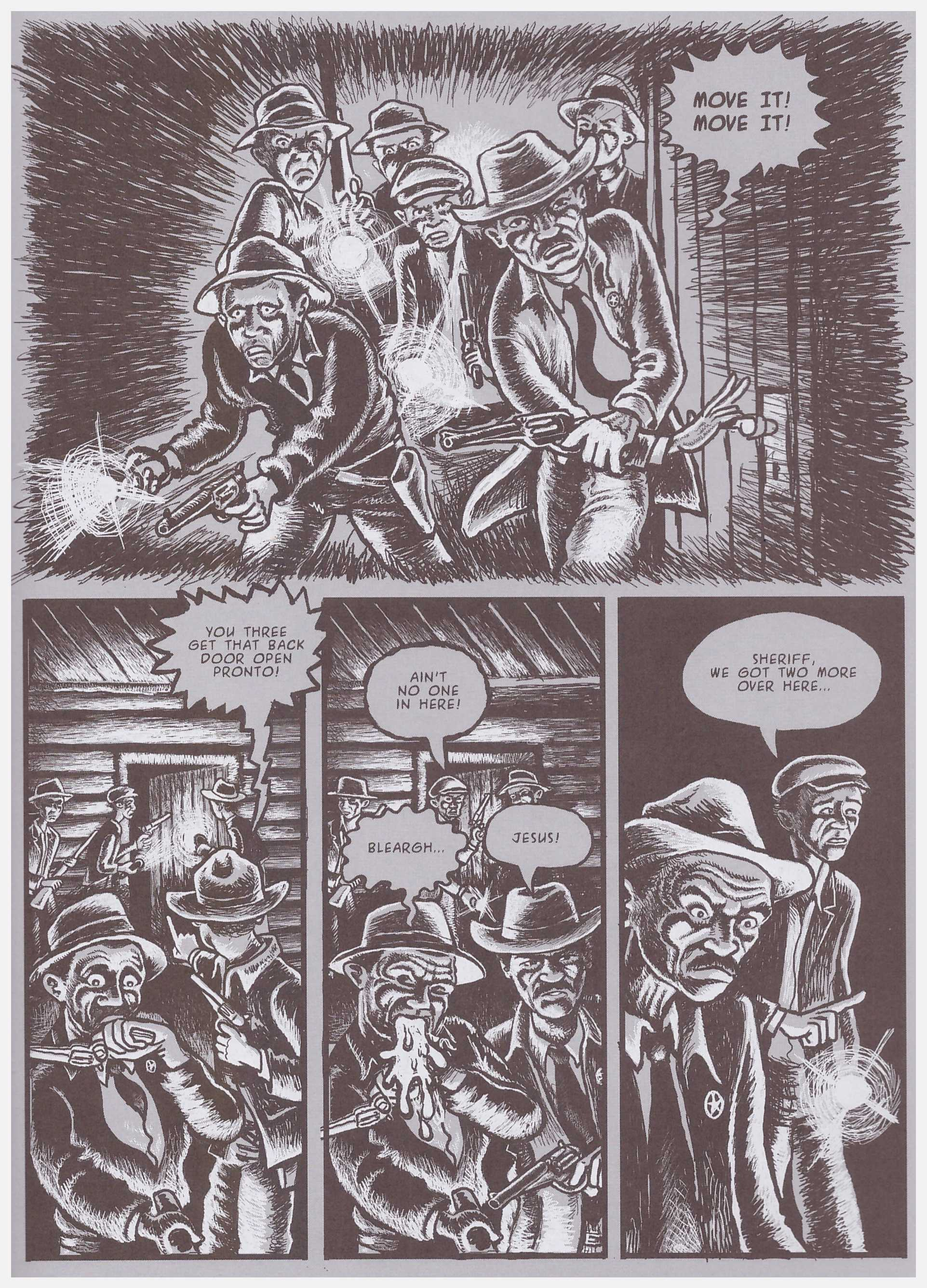 Bluesman Graphic Novel review