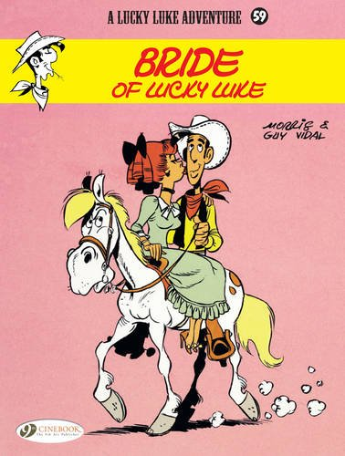 Lucky Luke: Bride of Lucky Luke