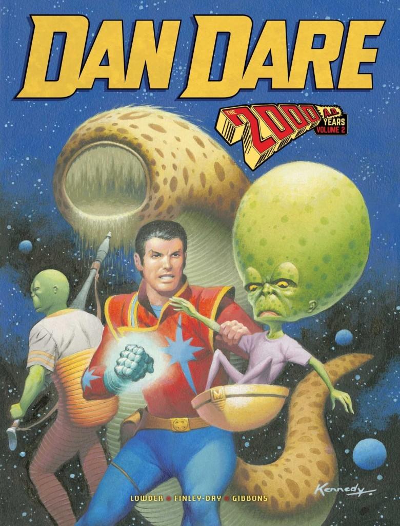Dan Dare: The 2000AD Years Vol. 2