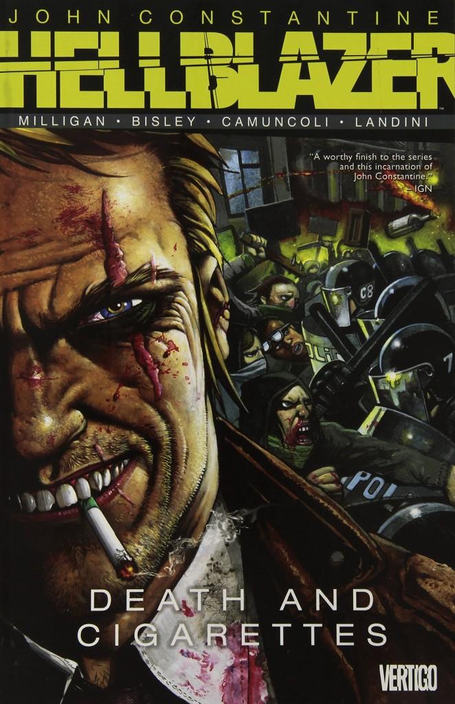 Hellblazer: Death and Cigarettes