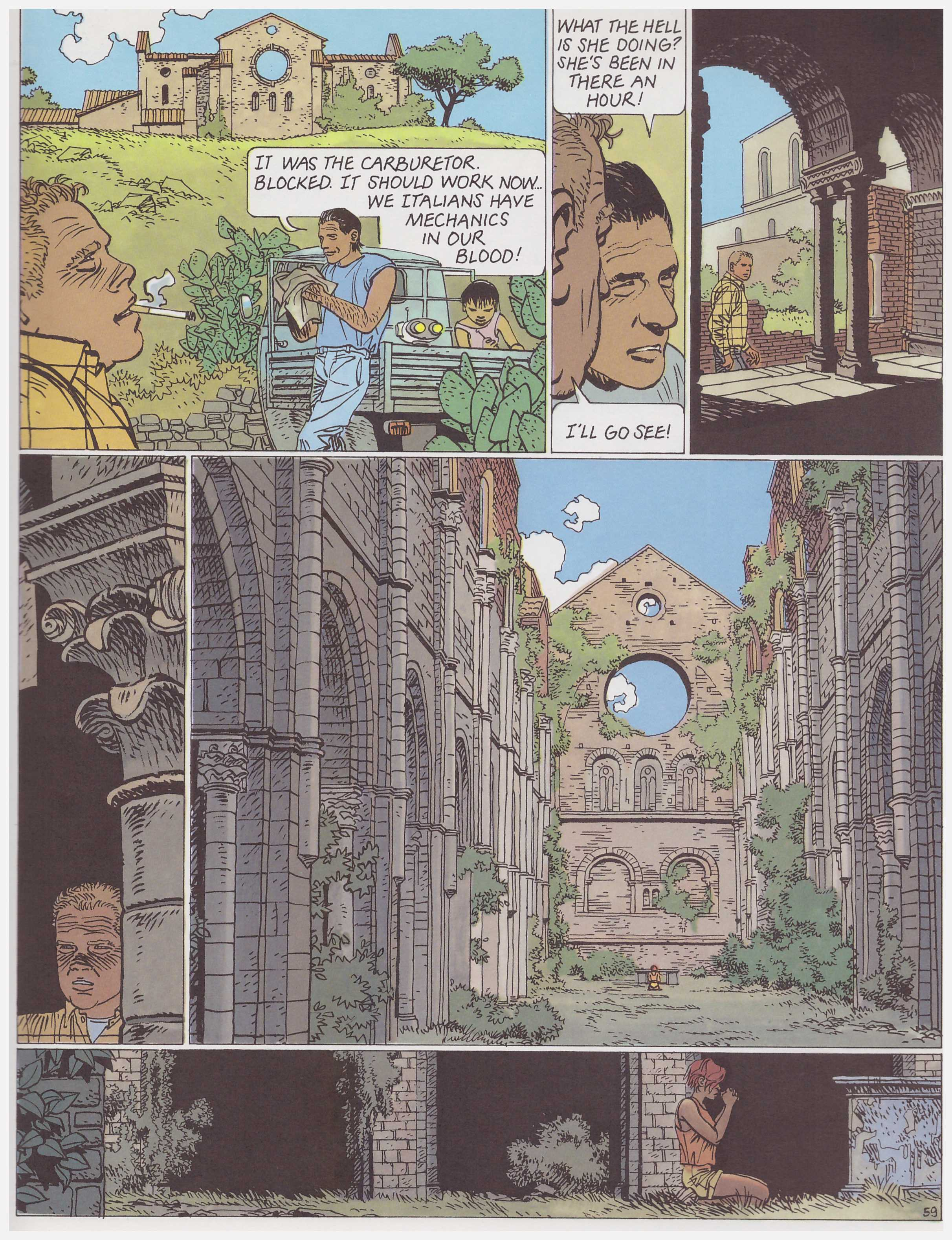In Search of Shirley graphic novel review