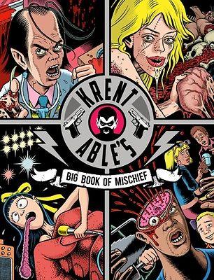 Krent Able's Big Book of Mischief