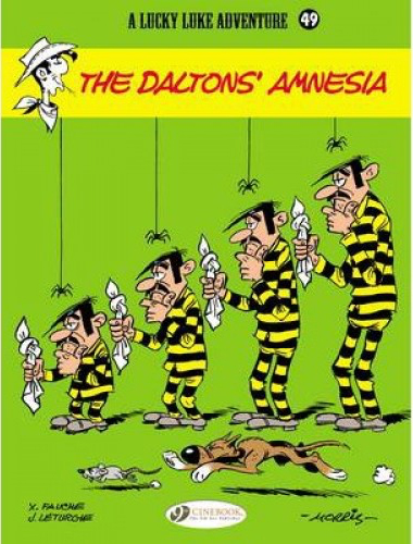 Lucky Luke: The Daltons' Amnesia