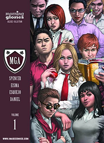 Morning Glories Deluxe Collection Volume 1