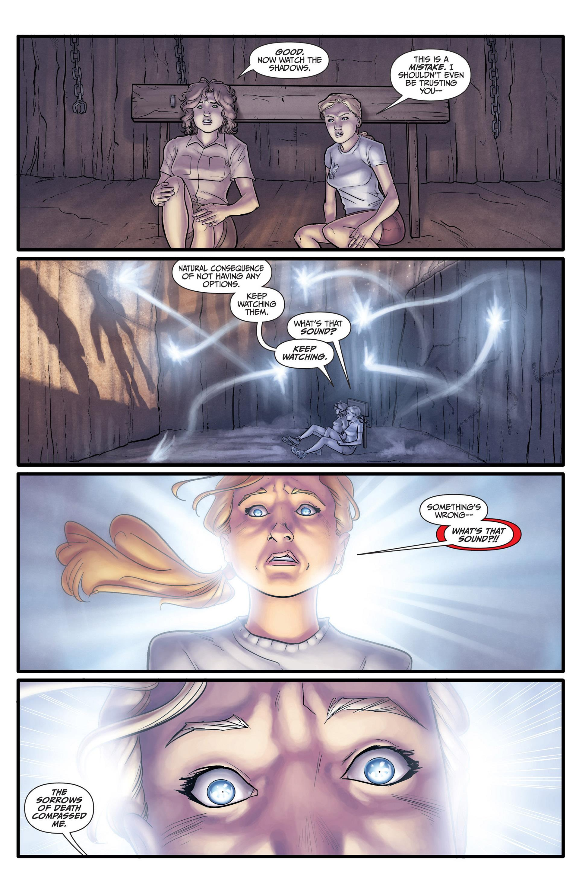 Morning Glories Deluxe Collection Volume 2 review